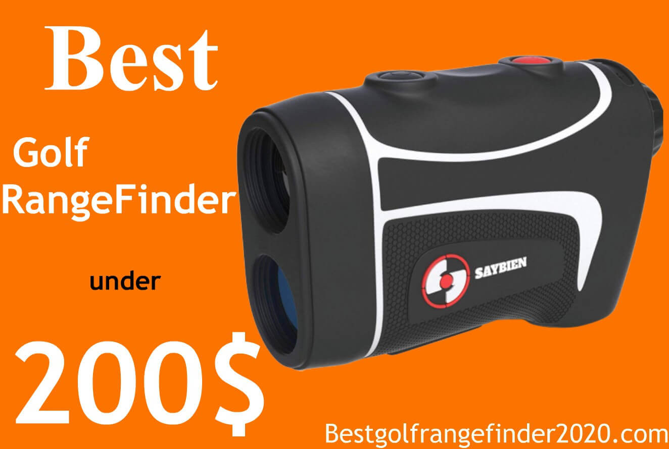 Best Golf Rangefinder under 200$