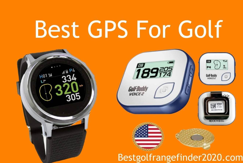 Best Golf Rangefinder with Gps