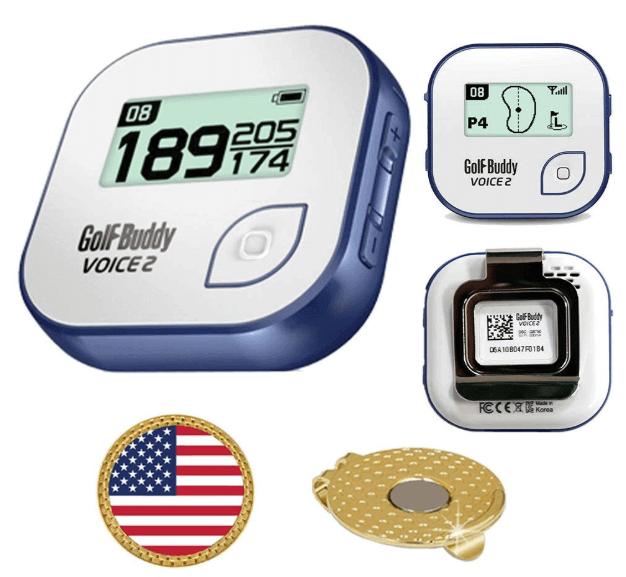 GolfBuddy Voice 2 Golf GPS 2020