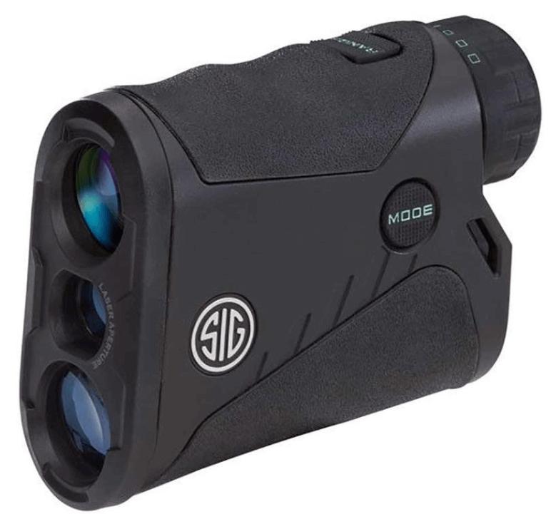 Sig Sauer 4×20 KILO1200 Laser,Best Golf Rangefinder