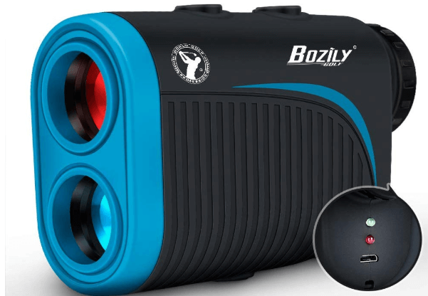 BOZILY BL-X3 Slope Golf Rangefinder