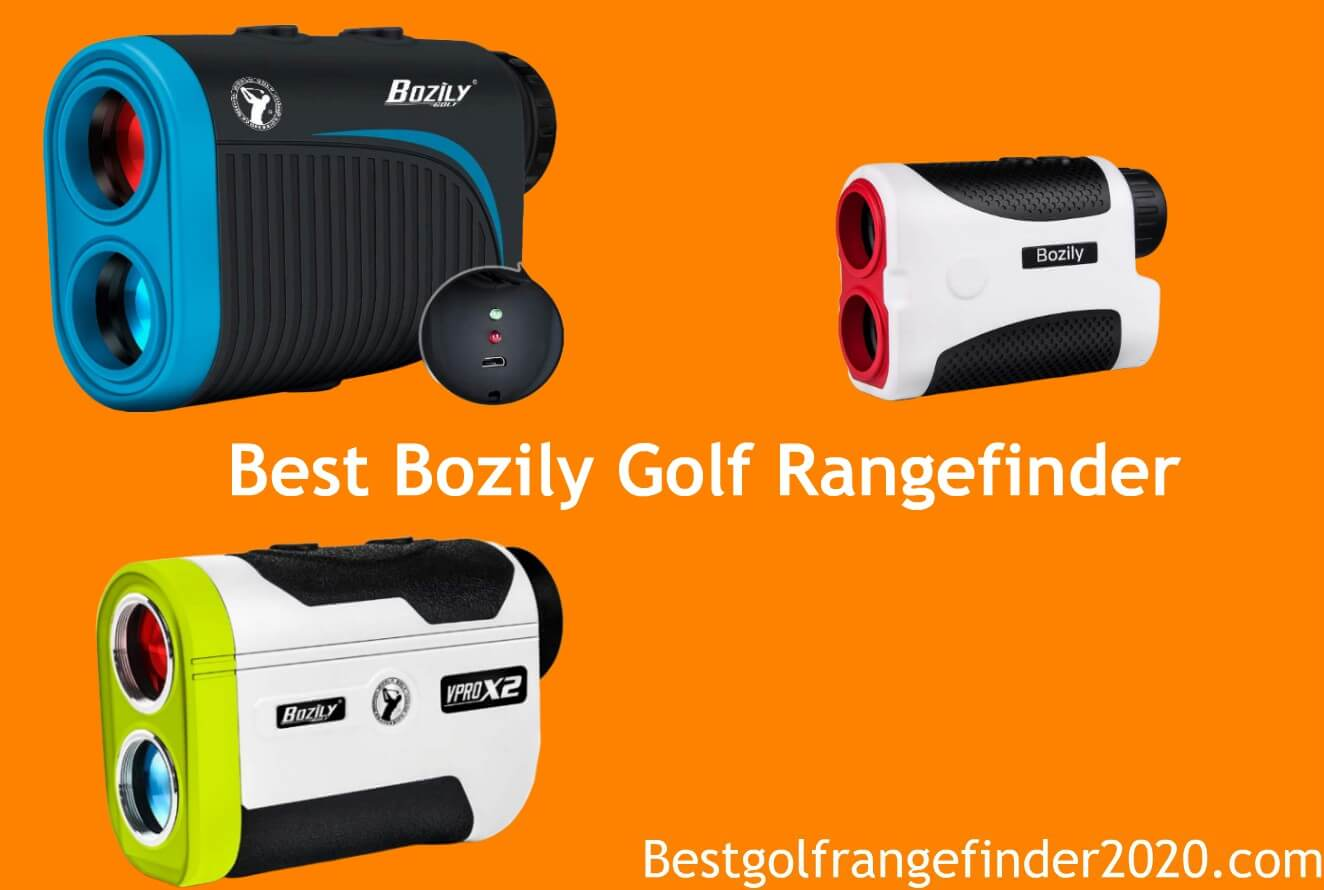 Best Bozily Golf Rangefinder