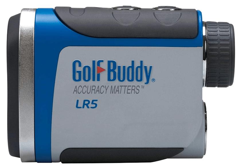 GolfBuddy LR5 Golf Laser Rangefinder Review