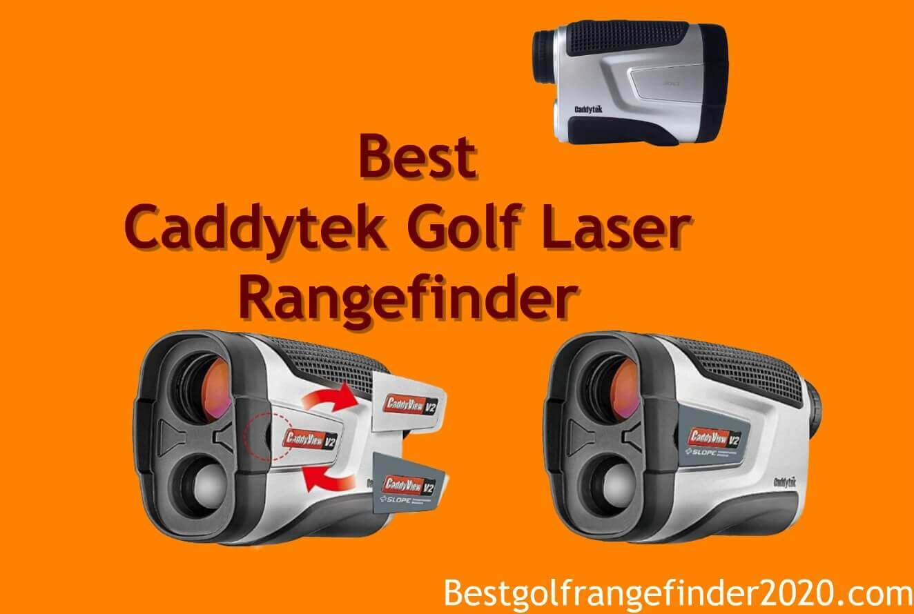 Best Caddytek Golf Laser Rangefinder