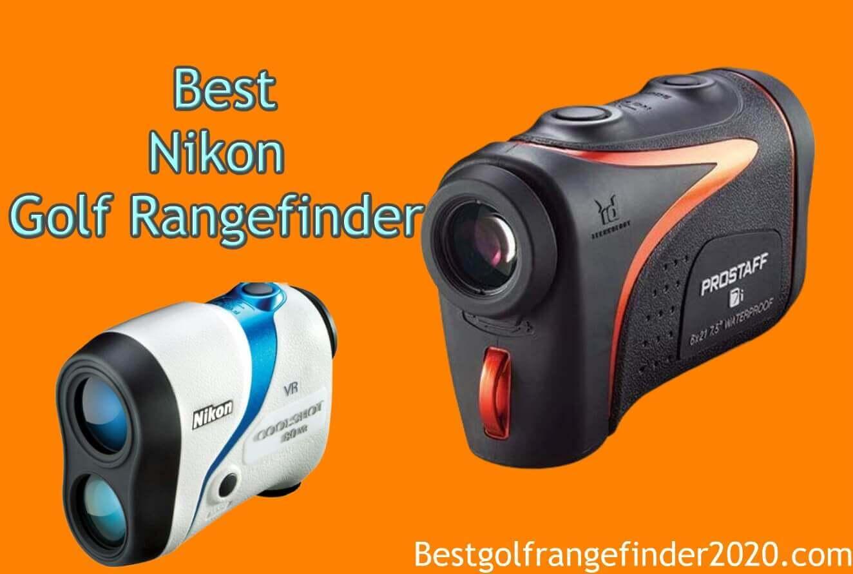 Best Nikon Golf Rangefinder