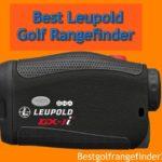 Best Leupold Golf Rangefinder
